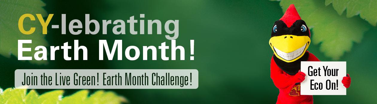 2021 Earth Month Challenge