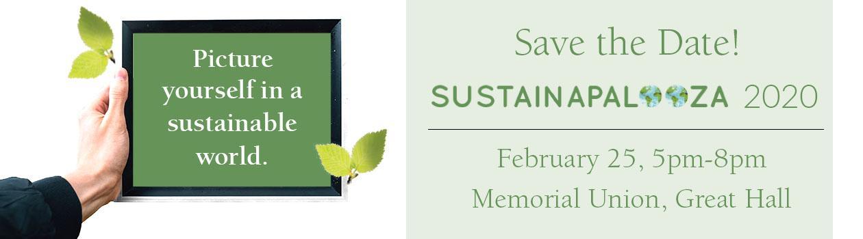 Sustainapalooza Save the Date